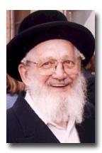 Rabbi Mordecai Dov Ber (Mottel) Twerski